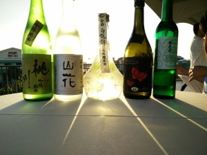 But a small sampling of some superb gold medal winners from the 2014 U.S. National Sake Appraisal.